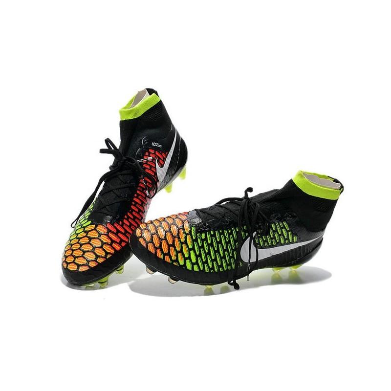 sports shoes 4311c f261a ... Nike Magista Obra FG NoirVoltHyper cocktailBlanc Zoom. Précédent ·  Suivant