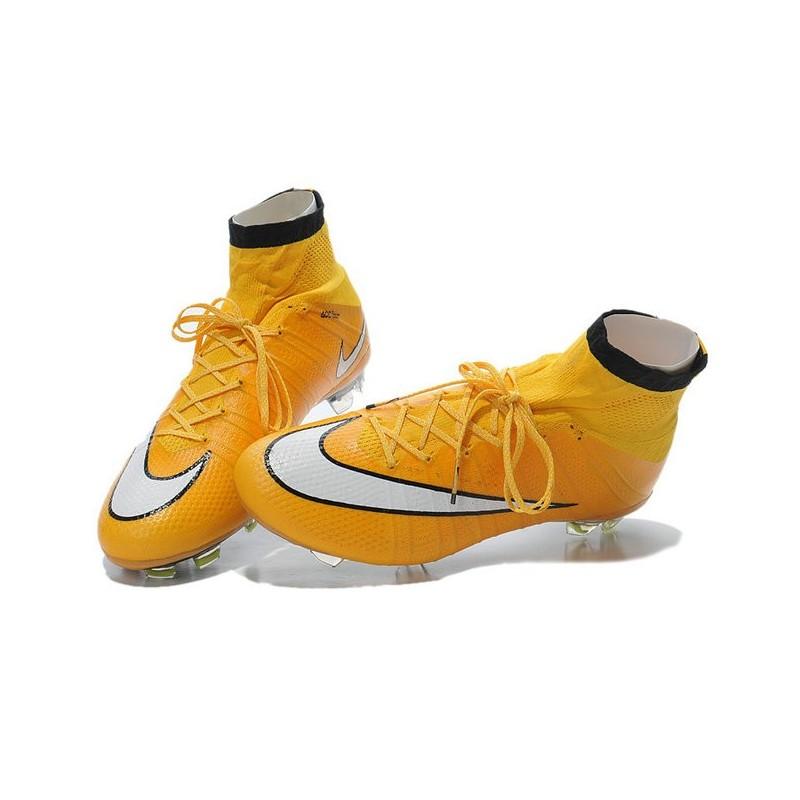 plus gros rabais prix plancher Nouvelles Arrivées Crampon De Foot 2014 Nouvelle Nike Mercurial Superfly FG ACC ...