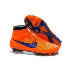 Meilleur Chaussures 2014 Nike Magista Obra FG ACC Cirtus Violet