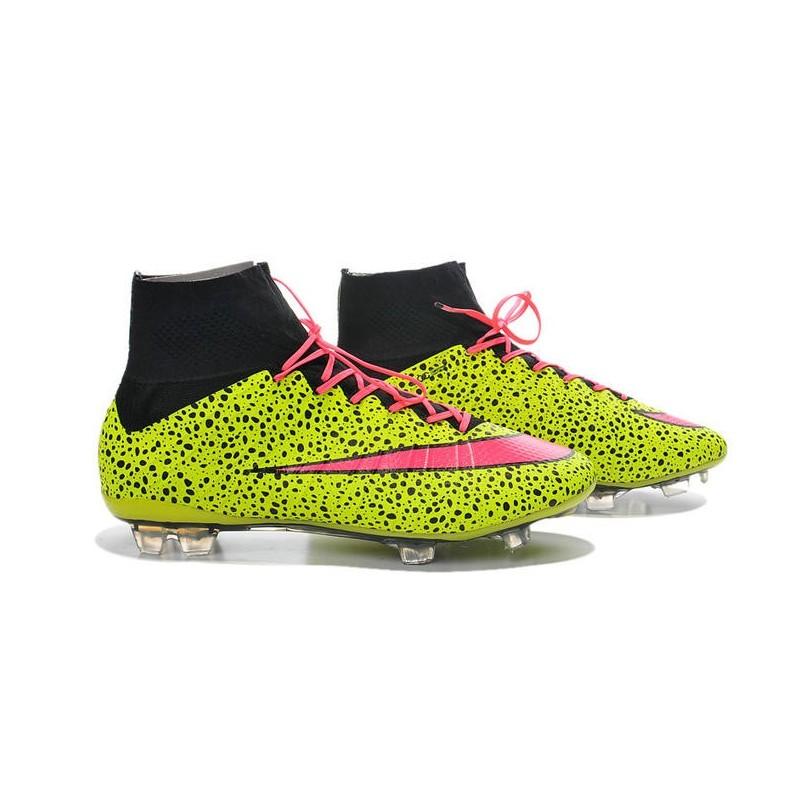 nike chaussure de foot montente