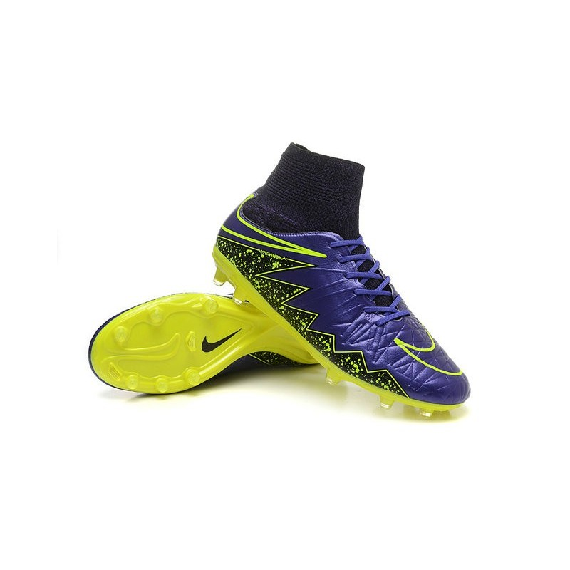 chaussure foot nike hypervenom