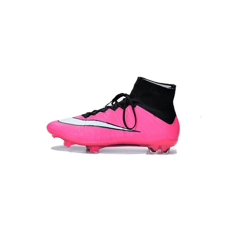 Noir 2015 Crampons Acc Fg Nouveau Blanc Nike Superfly Rose Mercurial k0nOP8w
