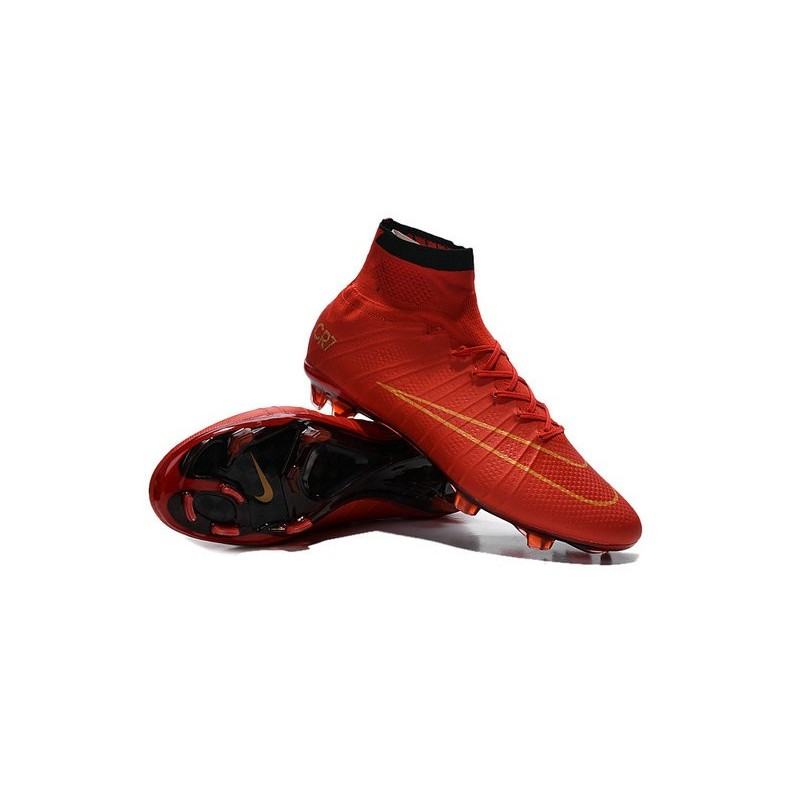 Nouvelle Cristiano Superfly Cr7 Nike Ronaldo Mercurial Chaussures Fg wPZOXkuiT