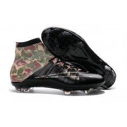 Nouvelles 2016 Crampon Nike Mercurial Superfly FG Camouflage Noir