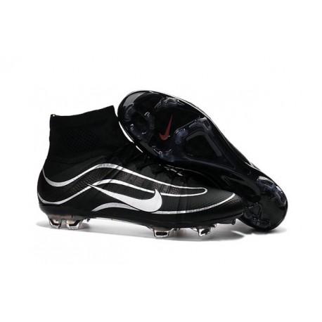 Nike Ronaldo Chaussures Mercurial Superfly Heritage Noir Blanc