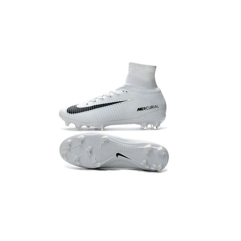 Nike Mercurial Homme De Fg Chaussure Noir Foot V Blanc Superfly LpqGVMSUz