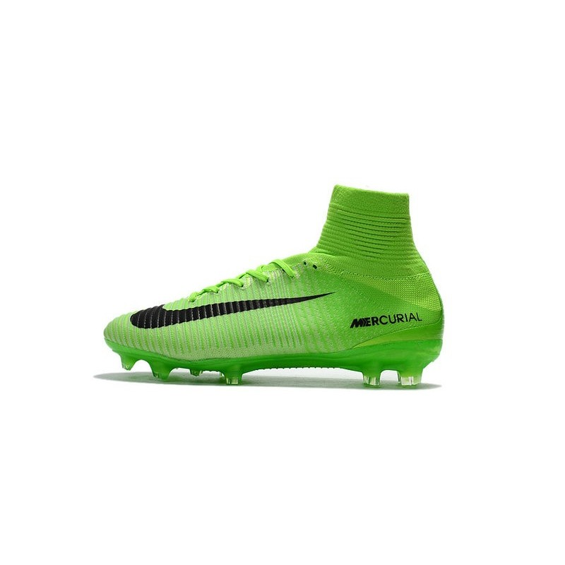 Mercurial Nike Vert Fg Nouvelles De Foot Chaussure Noir Superfly Acc 5 Rq6dUcWwCq