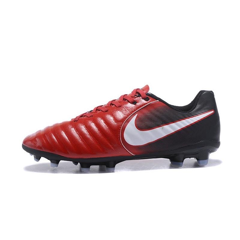 Chaussures Football Nike Tiempo Vii Blanc Rouge Acc De 2017 Legend Fg GjpLSUzMVq