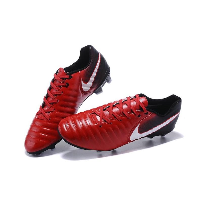 Nike Vii Football Fg De Acc Tiempo Blanc Legend 2017 Chaussures Rouge w0Ot5qY5
