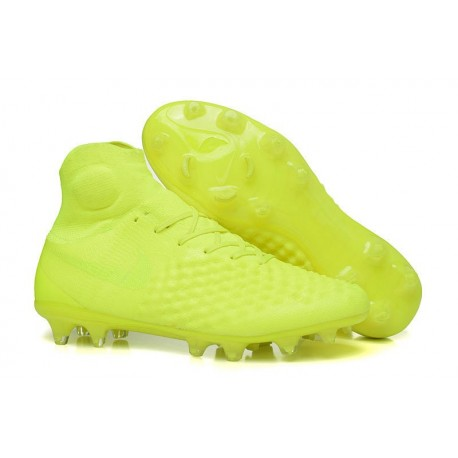 best loved f577c 72c96 Nike Crampons de Football Magista Obra 2 FG ACC Volt