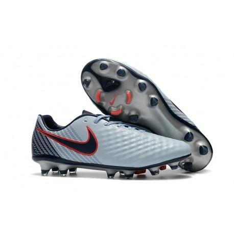 Nike Nouveau Crampons de Foot Magista Opus II FG ACC Gris Noir