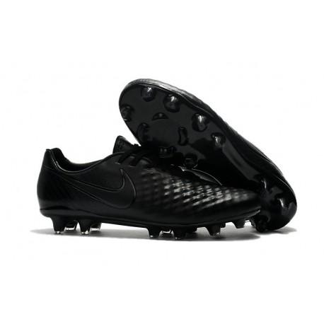 Nike Nouveau Crampons de Foot Magista Opus II FG ACC Tout Noir