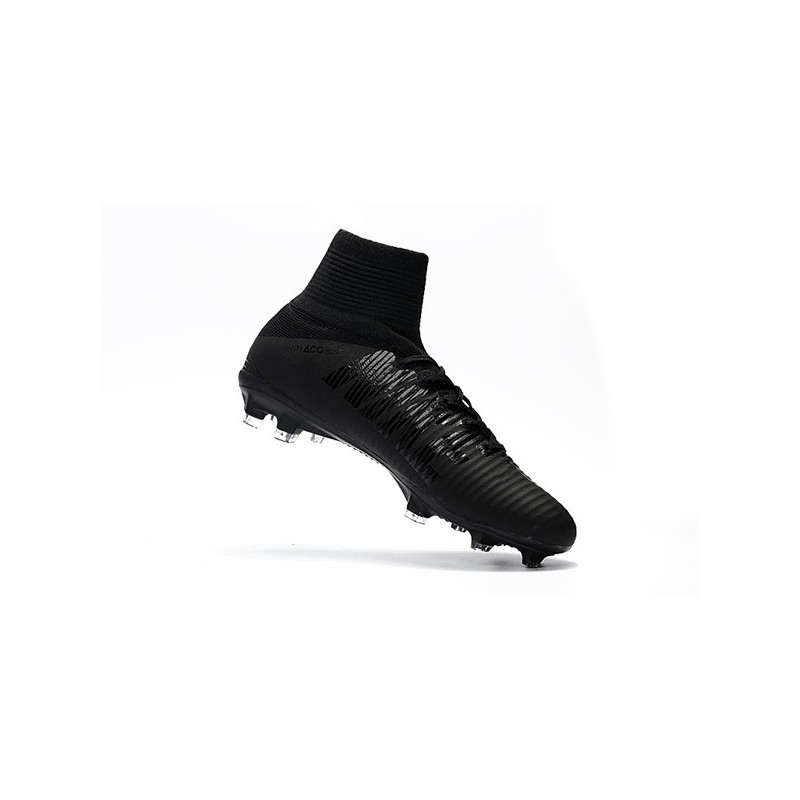 Nike Mercurial Chaussure De Noir Df Foot Fg Tout Superfly 5 Yfbgy76