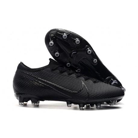Chaussures Nike Mercurial Vapor XIII Elite AG-PRO Noir