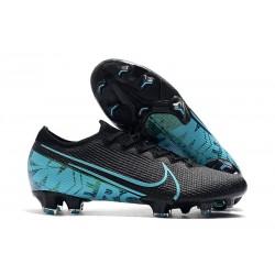 Nike Crampons Mercurial Vapor XIII ELITE FG Noir Bleu