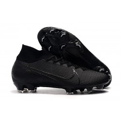 Nike Mercurial Superfly VII Elite DF FG Noir