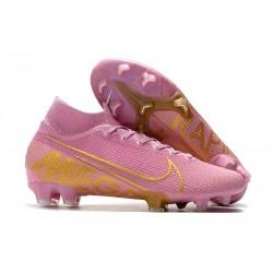 Crampons Nike Mercurial Superfly 7 Elite FG Rose Or