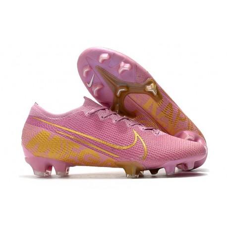 Nike Mercurial Vapor 13 ELITE FG Rose Or