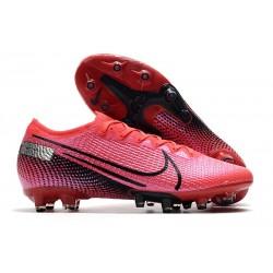 Chaussures Nike Mercurial Vapor XIII Elite AG-PRO Cramoisi Noir