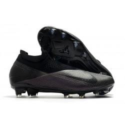 Chaussure de foot Nike Phantom Vision II Elite DF FG Noir