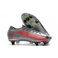 Nike Mercurial Vapor XIII Elite SG PRO AC Neighbourhood - Gris Noir