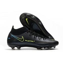 Chaussure Nouvelles Nike Phantom GT Elite Dynamic Fit FG Noir