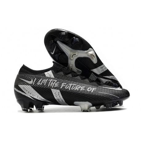 Nike Mercurial Vapor 13 Elite FG ACC Future Noir Argent