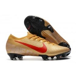Nike Mercurial Vapor 13 Elite FG ACC Or Rouge